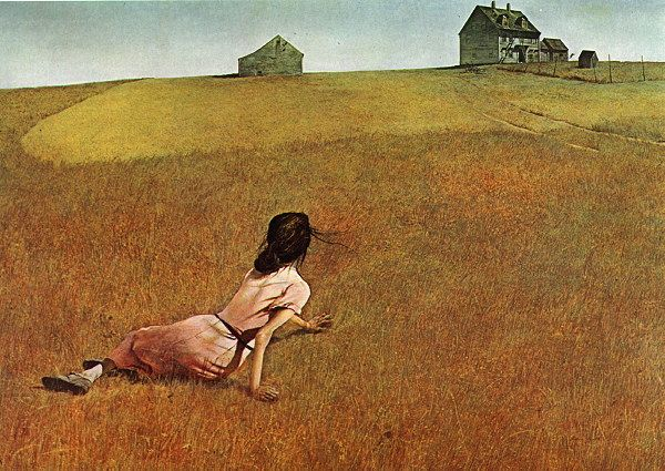 "Andrew Wyeth's ""Christina's World"""