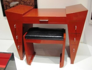 A desk by Donald Deskey