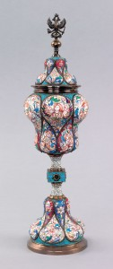 Ruckert lidded chalice