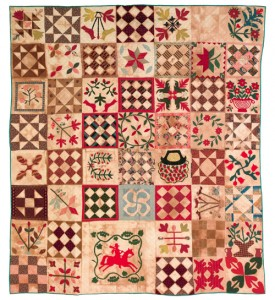 Hollingsworth family quilt