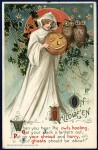 A 1911 Halloween postcard published by John Winsch.