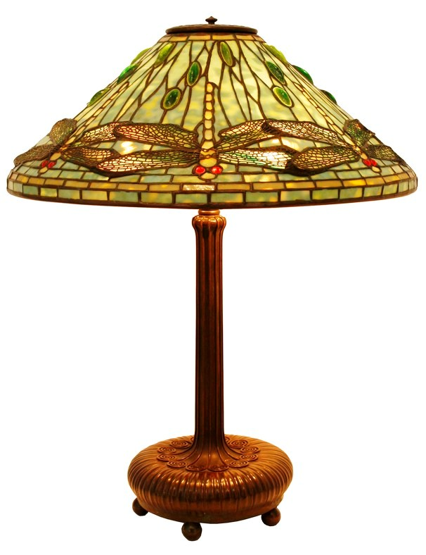 Tiffany Style Vintage Star Torchiere Lamp Com