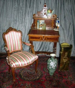 More than 300 lots of period furniture, decorative accessories and fine art will cross the block Jan. 30, 2010 in a live and Internet sale by Specialists of the South.