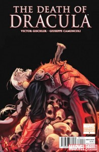 Death of Dracula #1 Second Printing