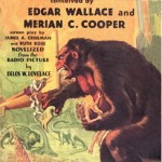 "The first ""King Kong"" item to be released was this hardcover novel, published by Grosset and Dunlap in 1932. Values for the"