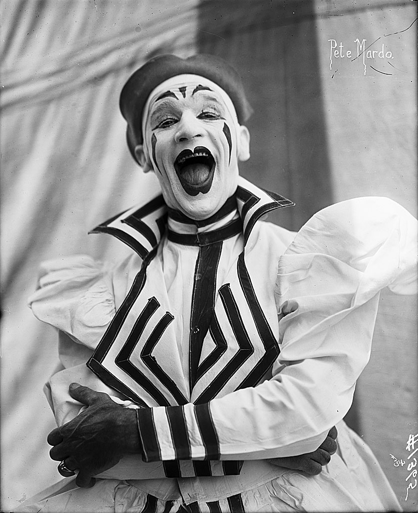 Turn Of The Century Frederick Glasier Circus Photos On