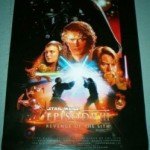 Star Wars Episode III Revenge of the Sith Aussie poster