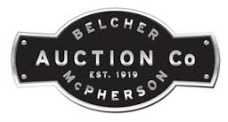 Belcher McPherson Auction Company