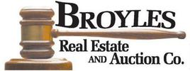 Broyles Real Estate   Auction Co.
