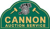 Cannon Auction Service