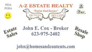 A Z Estate Realty
