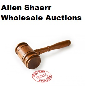 Allen Shaeer Wholesale Auction