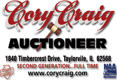 Cory Craig Auctioneer