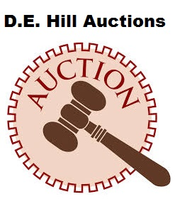 D   E Hill Auctions
