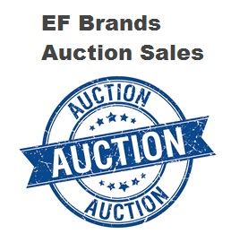 EF Brands Auction   Sales