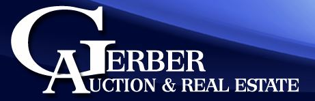Gerber Auction   Real Estate