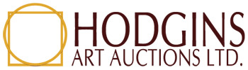 Hodgins Art Auction