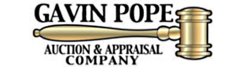 Gavin Pope Auction   Appraisal Co.