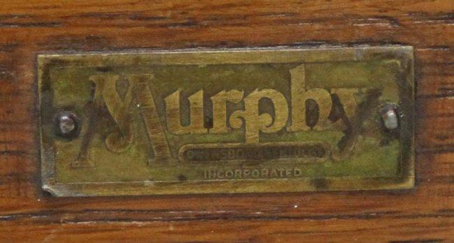 Murphy's Owensborough, Ky., label.