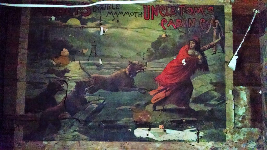 Fabulous finds a rare lithograph poster discovery in a for How much is uncle tom s cabin worth