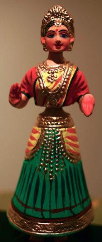 tanjora dancing doll