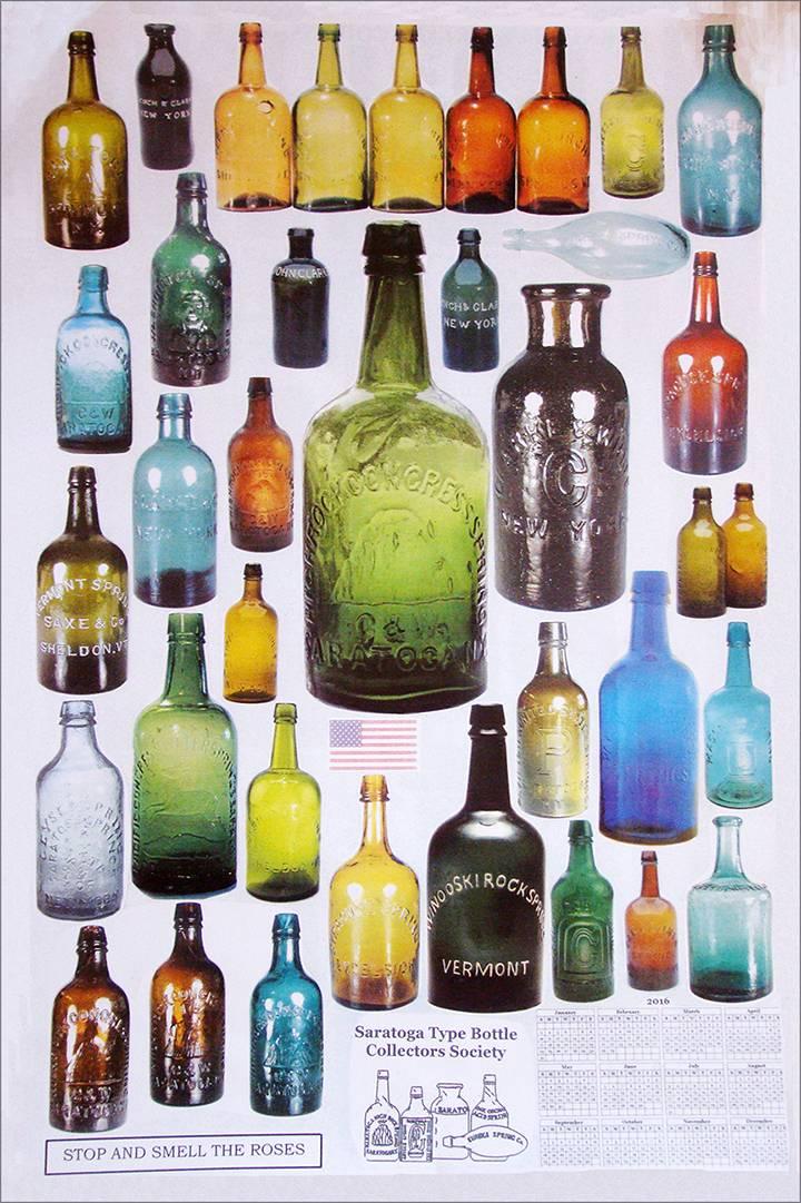 Dissertation mineral saratoga water