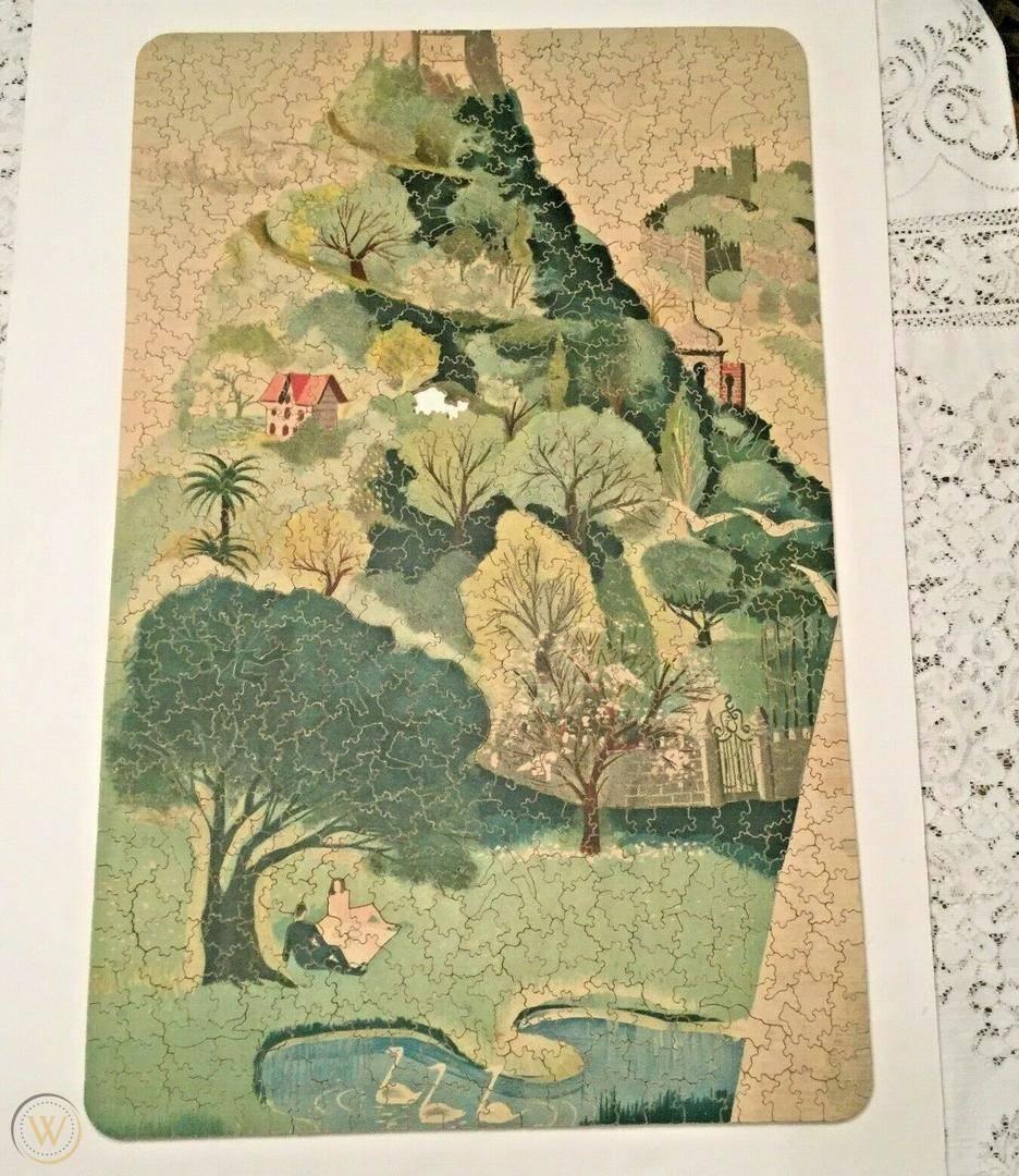 Vintage par puzzle dream world wooden 1 30091d4de0bad84635c4f5a8af6a4a44