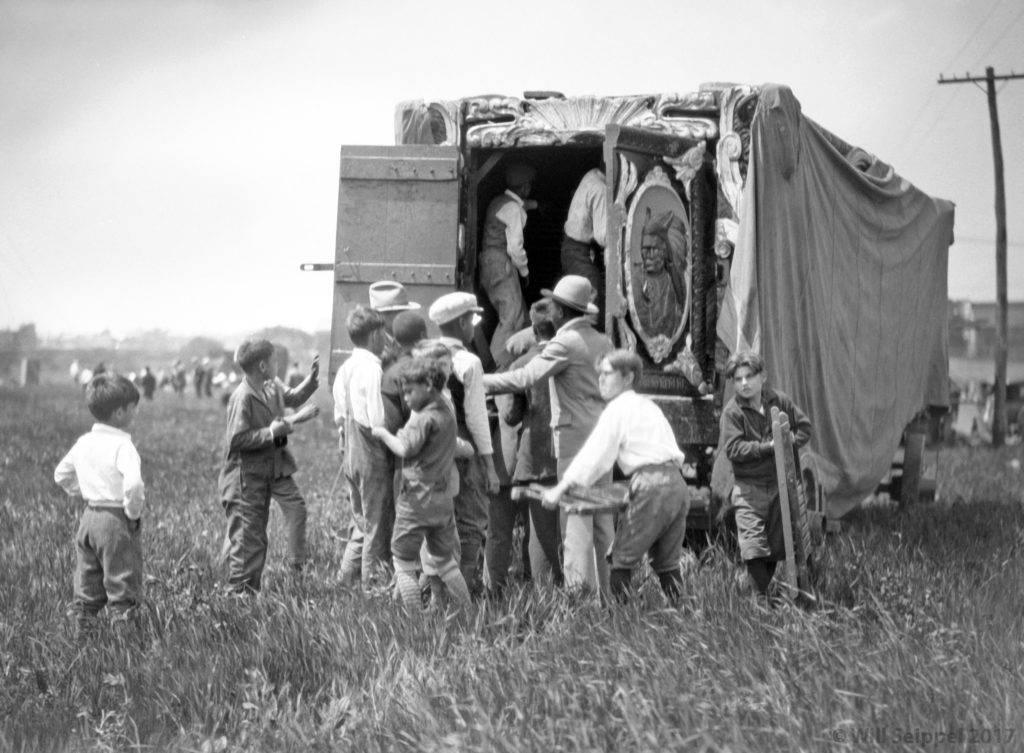 Unloading the band wagon
