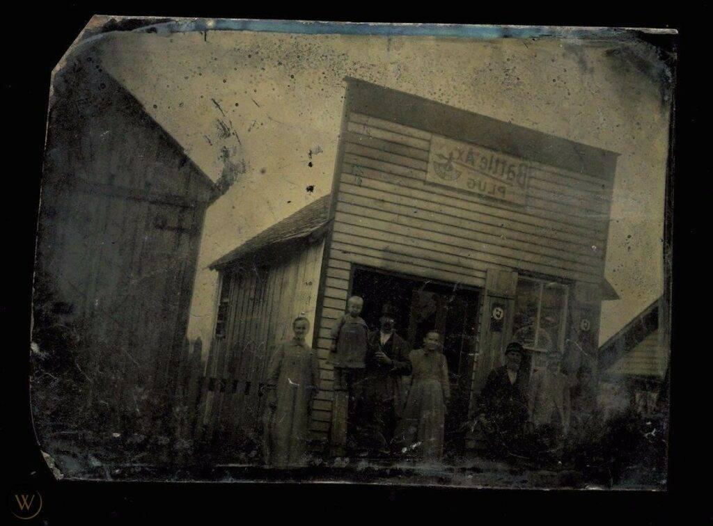 Antique tintype photo storefront 1 a37390fe4ab52c6cecb3e77b5fb0bbd6