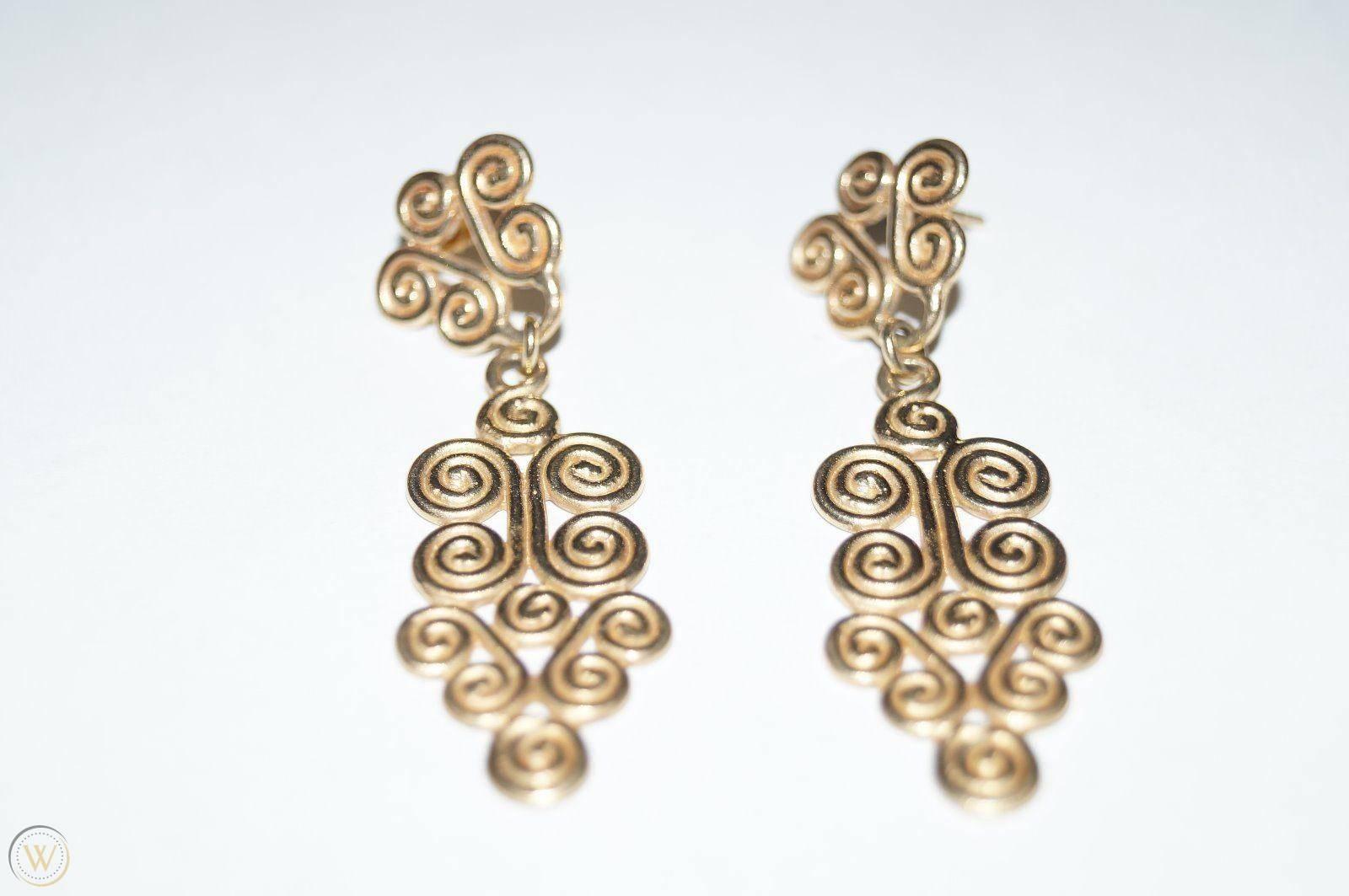 James avery swirl dangle earrings 14k 1 25ad74667b680d3eb61b6c6642039dfa