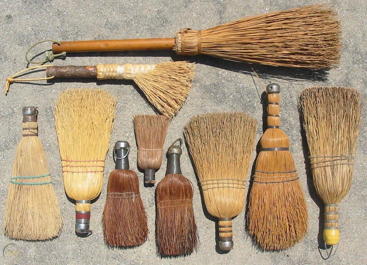 Vtg antique primitive wicker hand 1 dfd2bec221d0592d1be8748cc4cfe0f3