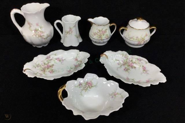 Haviland limoges rosalinde porcelain 383 70840d9d4b7b87170c1f91de1c8c4efc