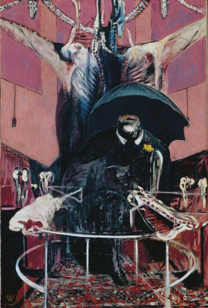 Prints canvas painting francis bacon 1 bf4870fe08886052e6ef5b3d204a1511