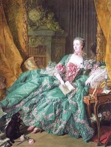 Jeanne-Antoinette Poisson, duchesse de Pompadour