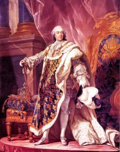 King Louis XV of France equipped the Sèvres factory with the best of everything.