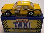 1987 Ford LTD ('TAXI') by Matchbox