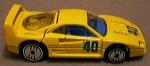 Ferrari's Fly in Yellow from Hot Wheels