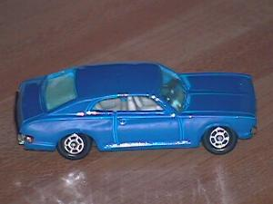 Is this Nissan Laurel SGX a Tomica copy?