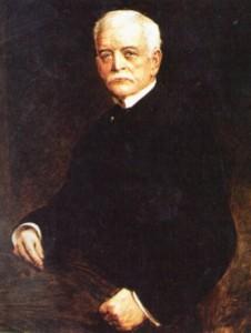 A portrait of Charles Deere