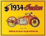 """A more """"modern"""" Indian sign; a 1934 edition."""