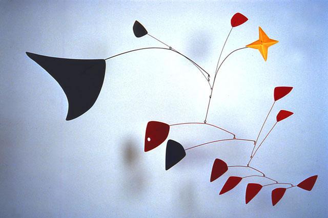 """The Star"" by Alexander Calder"