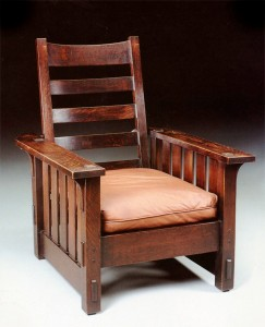 The Stickley Chair