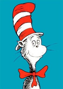 The Cat in the Hat by Theodore Seuss Geisel
