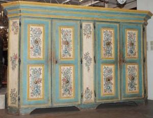 17th-century Italian armoire