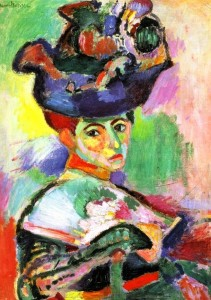"""Fauvism: """"Woman with a Hat,"""" by Henri Matisse"""
