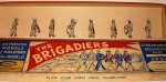"A set of Comet ""The Brigadiers"" soldiers"