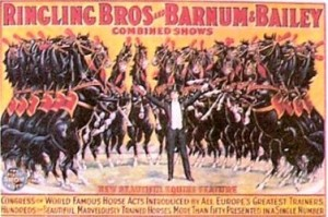 Ringling Bros. and Barnum & Bailey; Congress of World Famous Horse Acts