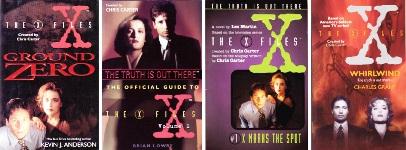 "X-Files"" books"