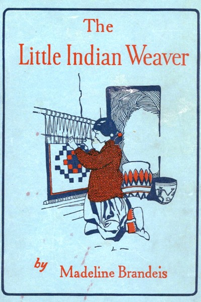 The Little Indian Weaver.