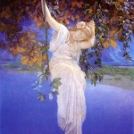"Maxfield Parrish ""Reveries"""